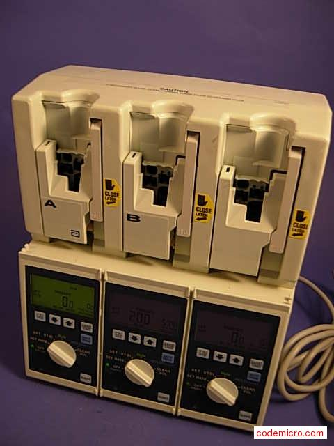 Infusion Pump: Date Of Mfr.:nalist # 11845-04-14