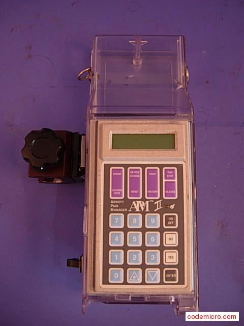 Pain Management Infusion Pump: Model #13960-04
